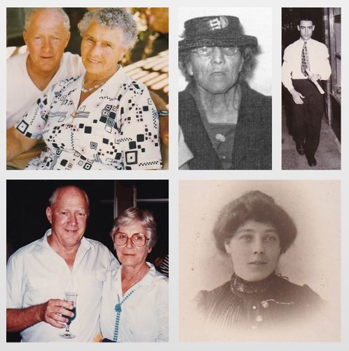 May Wells' family - Lilian May Wells nee Sidney, Perth, WA