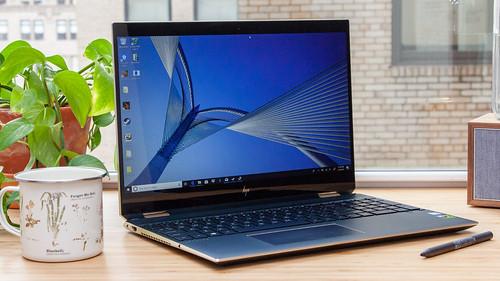 HP Spectre x360 15 (2019) Laptop Review: An Edgier Look - Tom's Hardware
