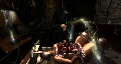 The Dollmaker - part 2