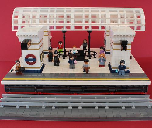 Gants Hill - London - Underground Station