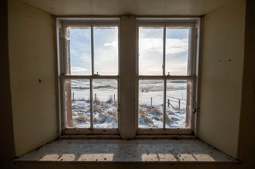 Panes of Abandonment  -  Broombank