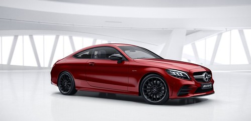 Mercedes-Benz C43 AMG Coupe launched at Rs. 75 Lakhs