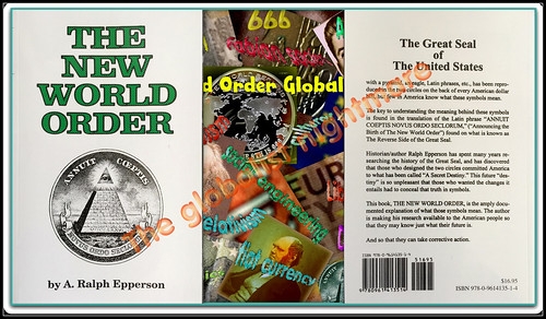 New world order, globalist nightmare.