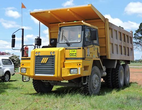 MTC (YTO Group) Dump truck