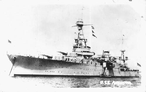 USS Augusta (CA-31), Northampton-class Cruiser