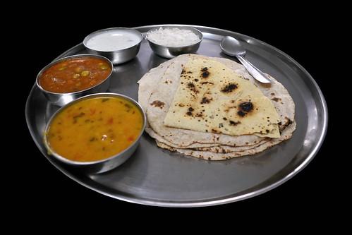 India - Uttar Pradesh - Varanasi - Restaurant - 348d