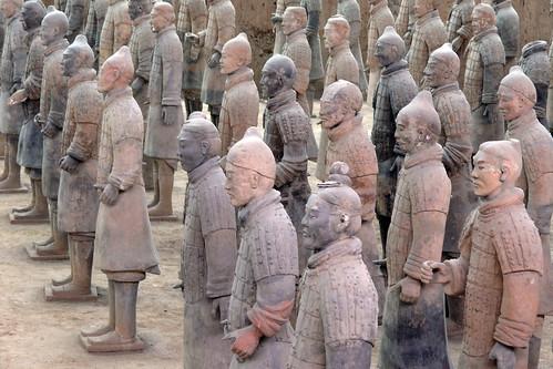 China - Xian - Terracotta Army - 327