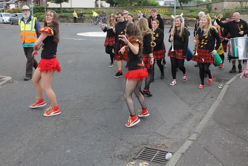SambaYaBamba On Parade