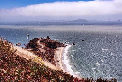 Angel Island. San Francisco Bay Area,