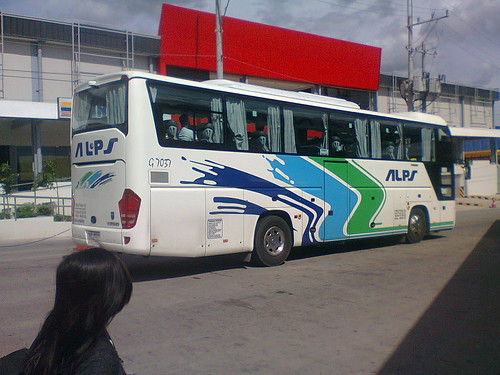 ALPS The Bus Inc. G-7037