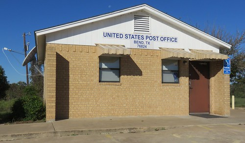 Post Office 76824 (Bend, Texas)