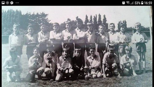 De La Salle Team 1988 Thanks to Davey Edwards for the photo