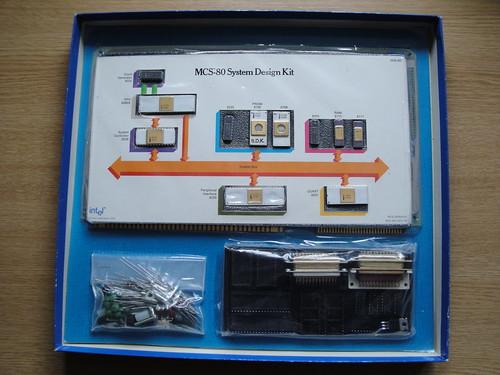 Restored unbuilt Intel SDK-80