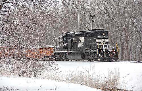 NS 96M at Perry