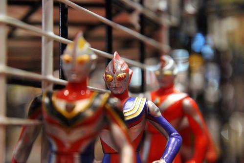 Ultraman Assembly Line