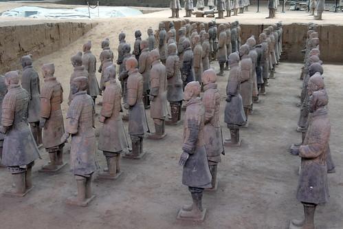 China - Xian - Terracotta Army - 328