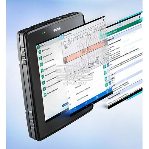 Diagnostikos prietaisas AXONE 5 TEXA