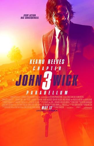 John Wick: Chapter 3 – Parabellum releases explosive new trailer & poster