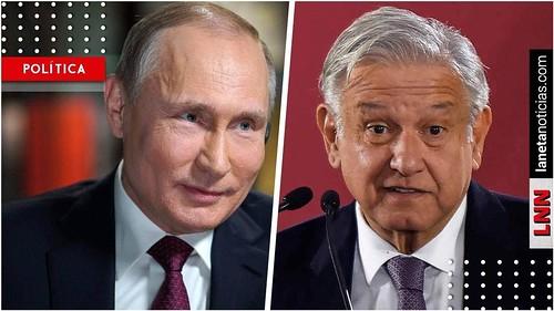 Vladímir Putin envía telegrama a AMLO por explosión en Tlahuelilpan, Hidalgo