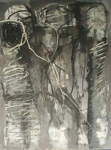 Paolo Schiavocampo, 1959. Un giorno di pioggia