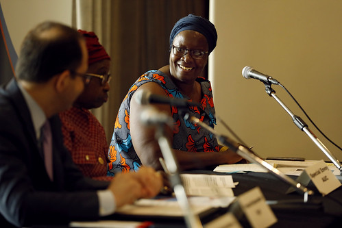 CSW63 Side Event - Making Social Protection, Public Services and Infrastructure Inclusive and Meaningful for Women and Girls in Africa