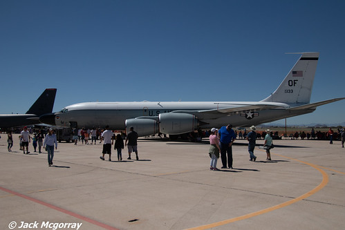 Boeing RC-135W Stratolifter 62-4133