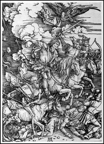 DOC117/14700 - Albrecht Dürer - Apocalypse