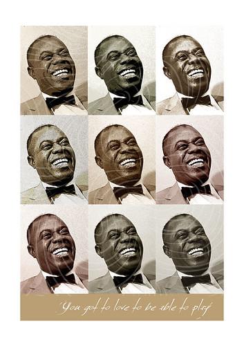 Louis Armstrong - Jazz Heroes Series