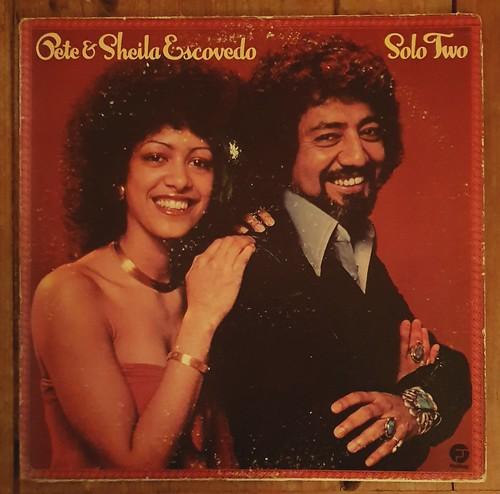 Pete & Sheila Escovedo – Solo Two (1977)