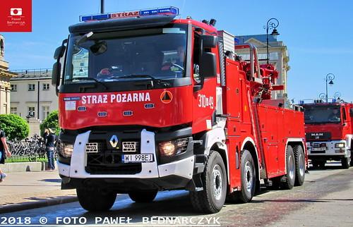 310[W]49 - SCRd Renault K 460/ISS Wawrzaszek – JRG 10 Warszawa