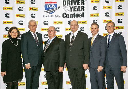 2018 Driver of the Year Contests