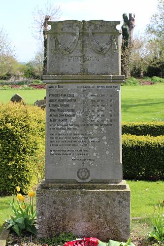 Chalgrave War Memorial