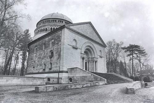Mausoleum Bückeburg: Begräbnisstätte des Fürstenhauses zu Schaumburg-Lippe.