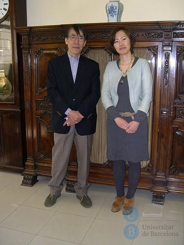 Visita delegació japonesa Rikkyo University (02)