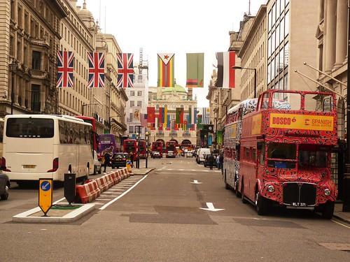 Street Olympics London July 2012