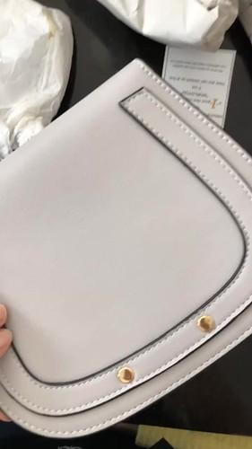 Yoome Circular Ring Handle Bag (Chloe dupe)