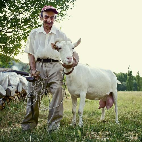 Stanko i njegova koza