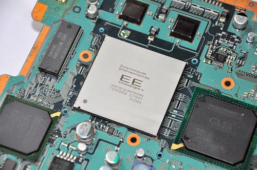 Emotion Engine & Graphics Synthesizer
