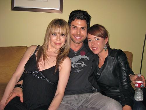 Danielle Parker Friends at Sunset Marquis Reunion