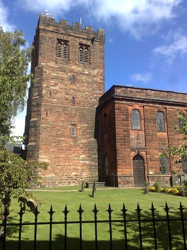 St Andrew's Church Penrith Cumbria