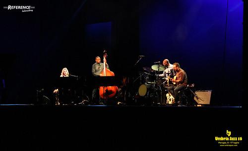 Umbria Jazz 2016 - DIANA KRALL live at Arena Santa Giuliana