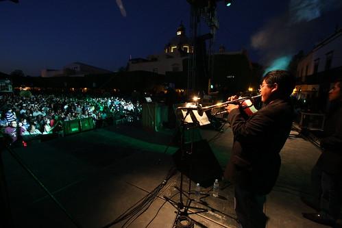PRESENTACIÓN 481 FESTIVAL SANTIAGO DE QUERÉTARO Boletín y fotos