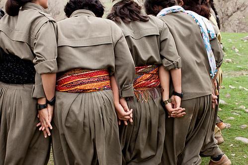 Kurdish Freedom Fighters  Komala Party PDK Pashmarga Peshmerga kurdish National dance culture PKK HPG PJAK YJA STAR
