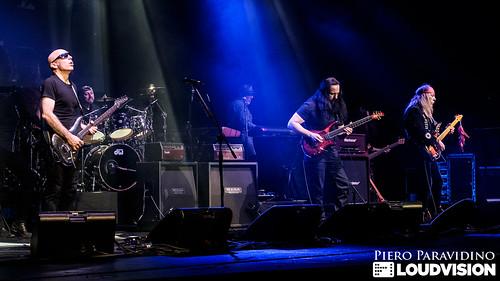 G3 - Satriani, Petrucci, Roth