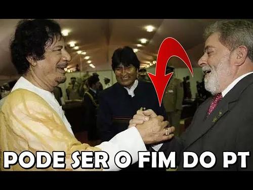 URGENTE! Palocci abre o jogo PT tem que ser cassado por receber dinheiro de Kadafi campanha de Lula