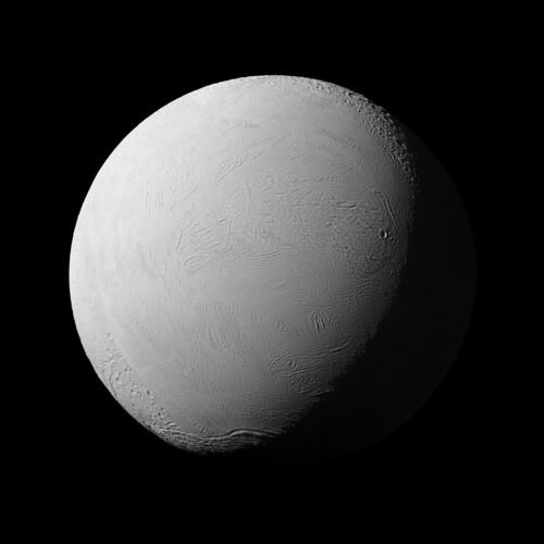 Cassini Rev 230 - Enceladus