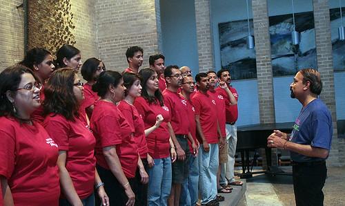 Greater Cincinnati Indian Community Choir