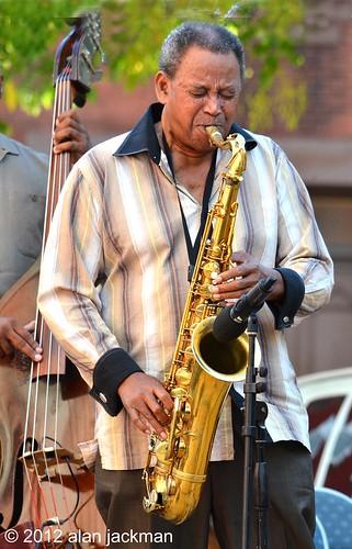 Odean Pope, Odean Pope Quartet, A Jazz Tribute: Celebrating the Life of John Coltrane, Church of the Advocate