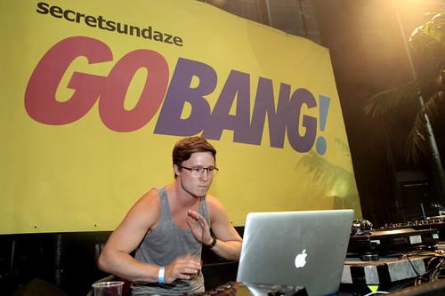 secretsundaze GOBANG! @ The Roundhouse 26-08-12