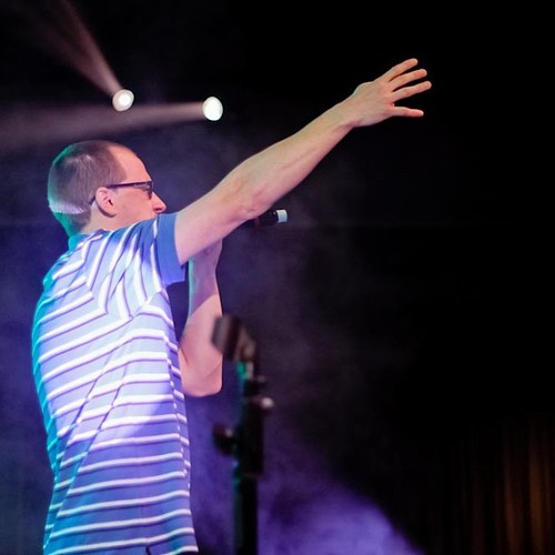 Timothy Brindle @ the #Legacy #Conference #2012. Dude's raw. Can't wait for #legacyconf2013 #lights #cantwait #conference #bible #fun #humble #institute #lampmode #moody #chicago #pastor #rap #rappers #word #identity #christ #christismyidentity